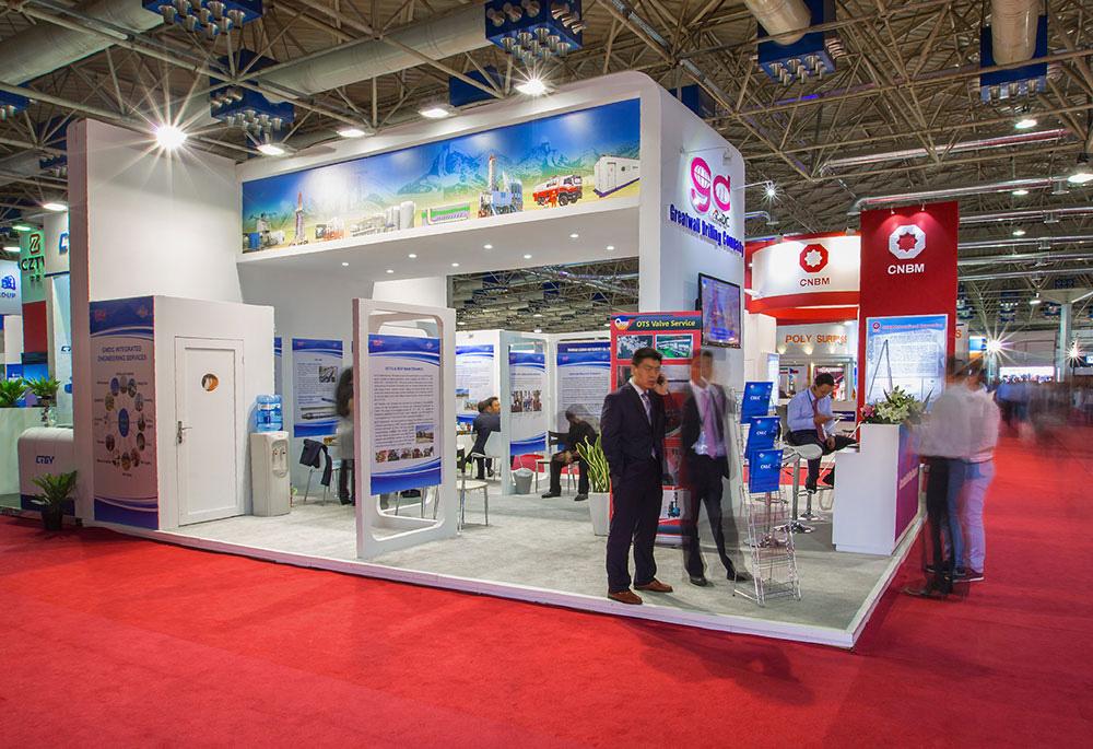 Exhibition Stand Erectors Jobs : Iran oil show tehran
