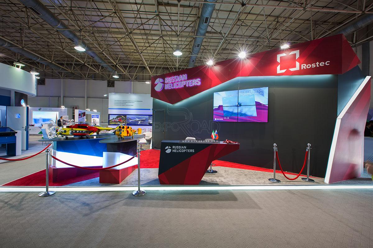 Exhibition Stand Russia : Exhibition stand portfolio