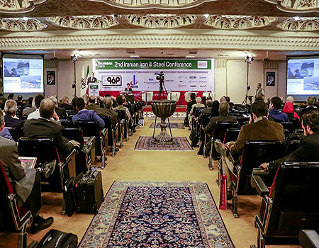 2nd Iranian Iron & Steel Conference